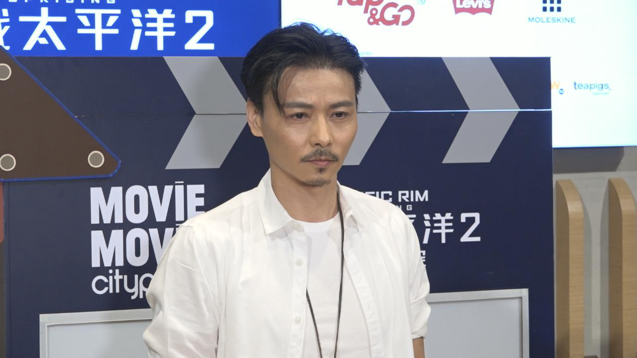 張晉首度參演荷李活電影 坦言講英語對白挑戰大