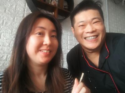 2018-03-25 鬼馬教煮肥仔的直播   去吉隆坡旅行
