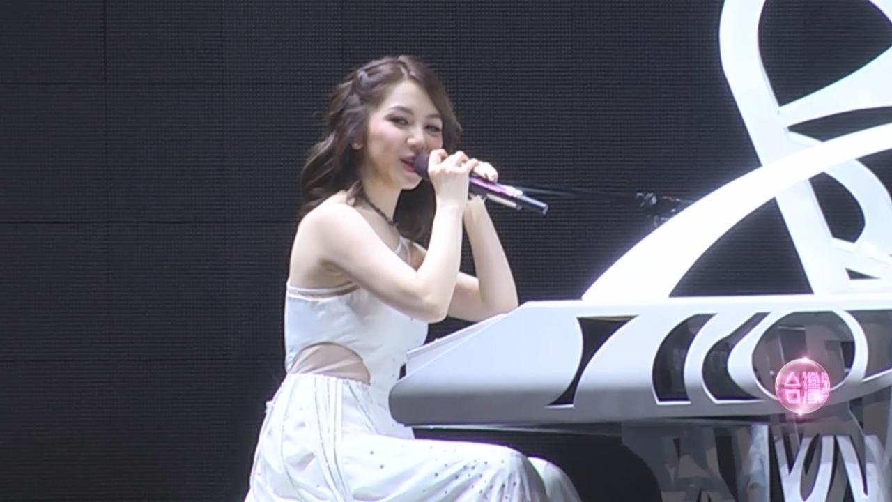鄧紫棋台灣演唱會尾場 獻唱經典歌與歌迷大合唱