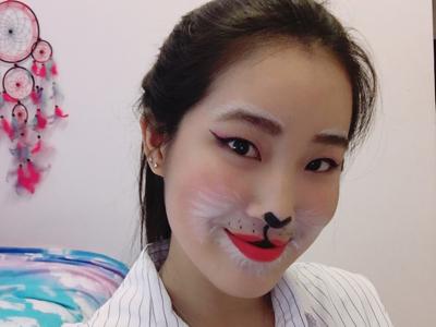 Linna 化妝大挑戰3 Week4 Easter!