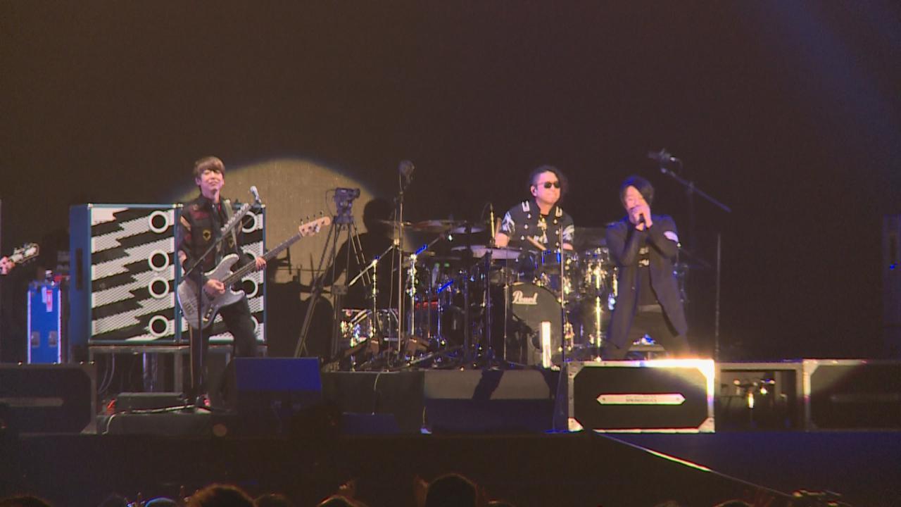 日本殿堂級搖滾樂隊GLAY 相隔5年再度來港開騷