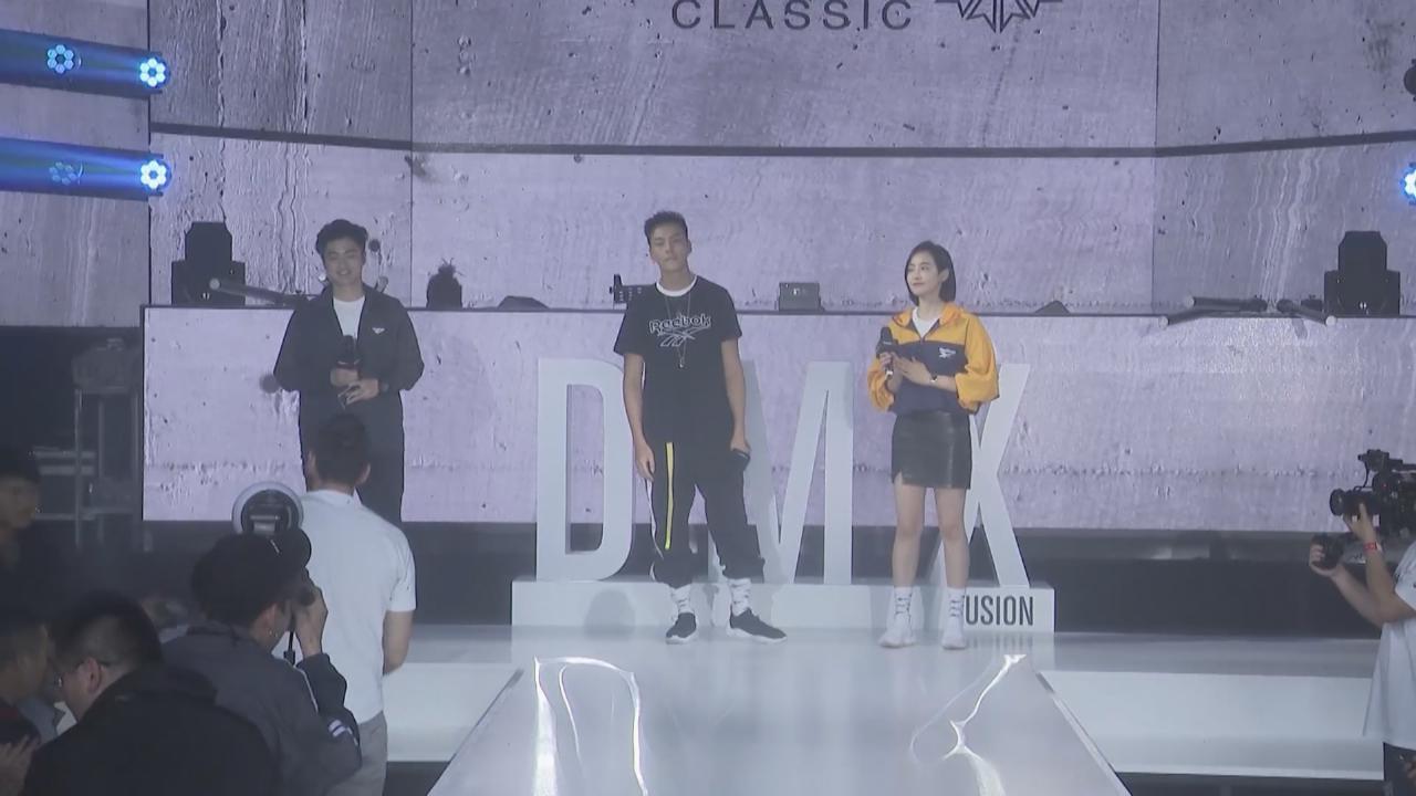 與宋茜出席運動品牌活動 陳偉霆熱愛極限運動