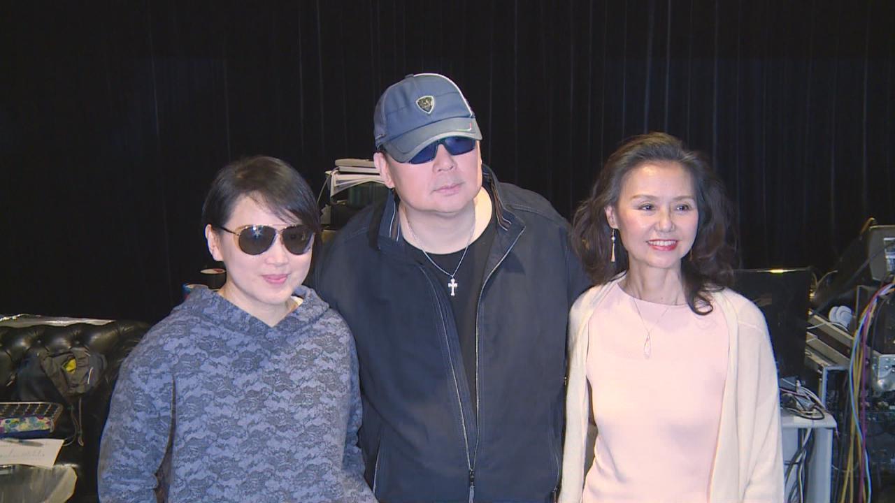 蔡楓華為演唱會減肥練歌 預告獻唱經典劇集金曲