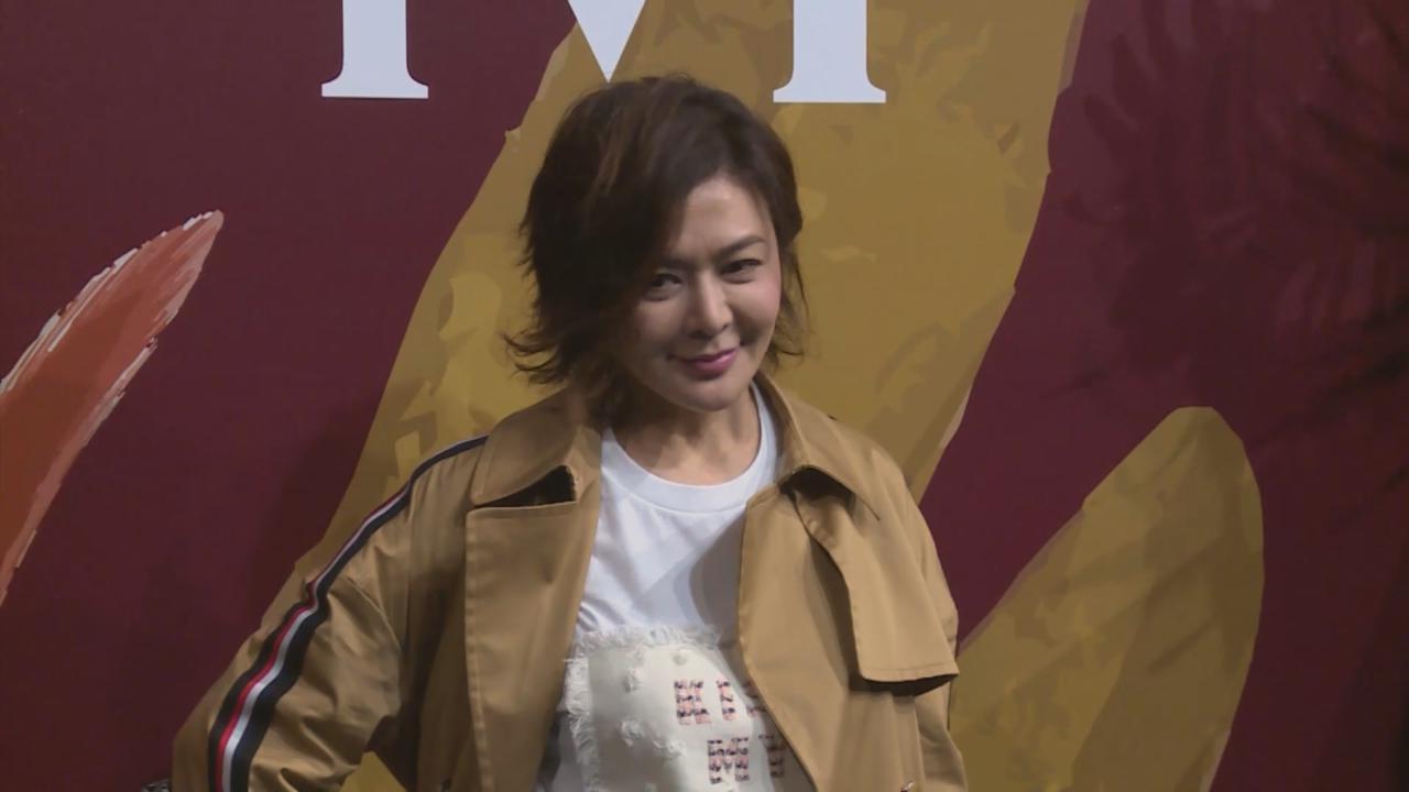 上海出席自家品牌時裝騷 關之琳有意擴展設計生意