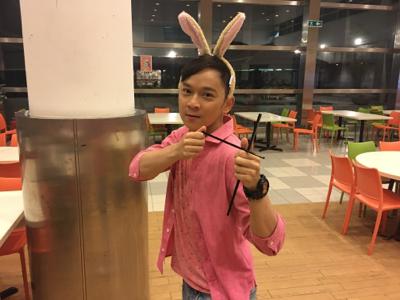big big channel愚人節特輯-電視城邱比特