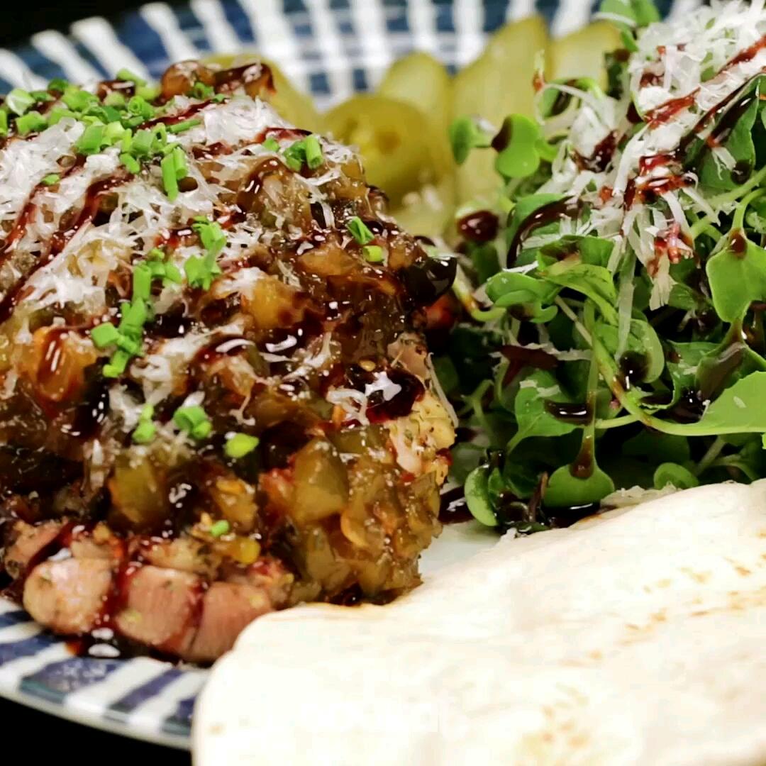 [食左飯未呀 Cookat] 異國風情雞肉
