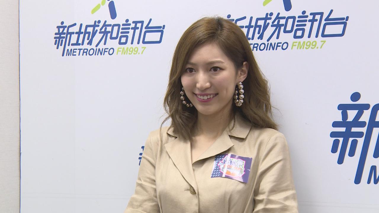 首次上電台宣傳新歌 謝文欣大為緊張