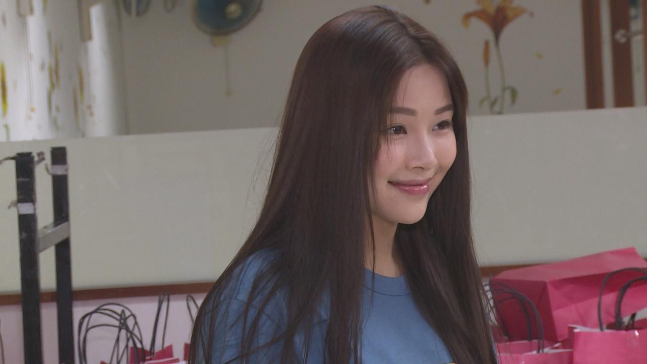 台灣拍戲遇靈異事件 蔚雨芯將與鄧麗欣合作電影