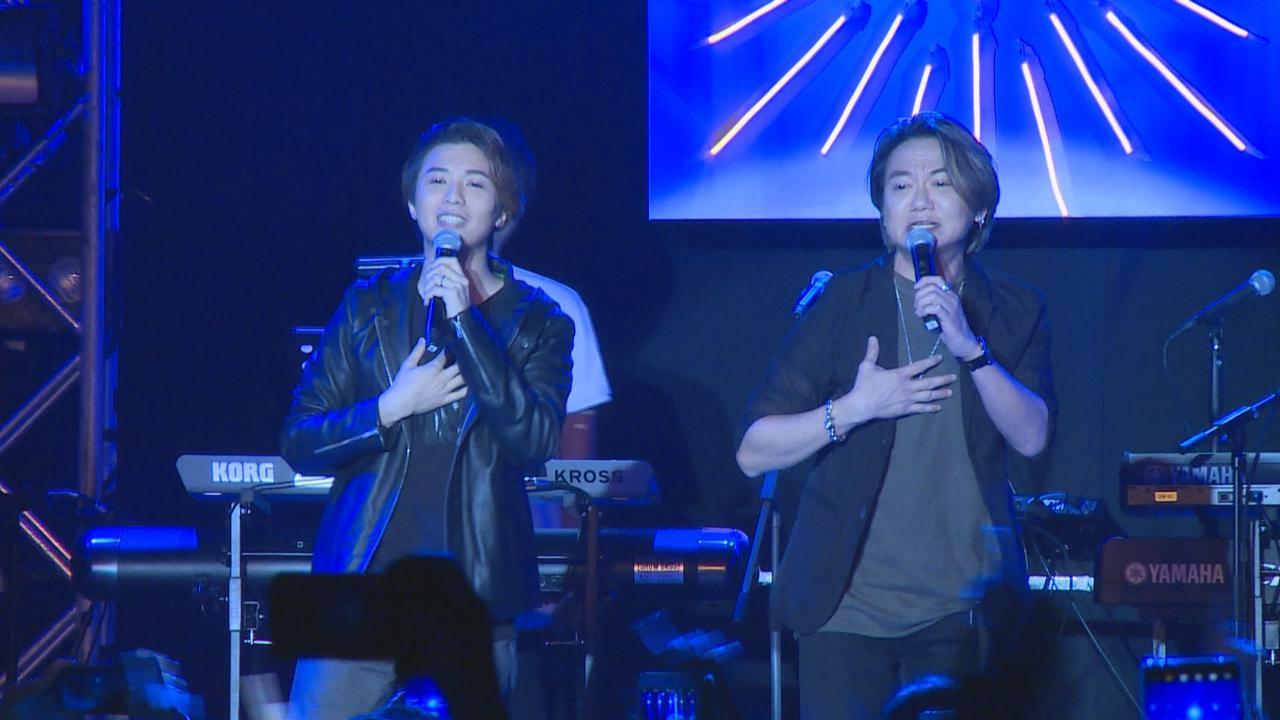 (國語)野佬懷舊名曲演唱會 吳國敬與科林合唱舊歌