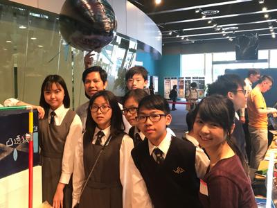 惠僑英文中學@香港科學節2018