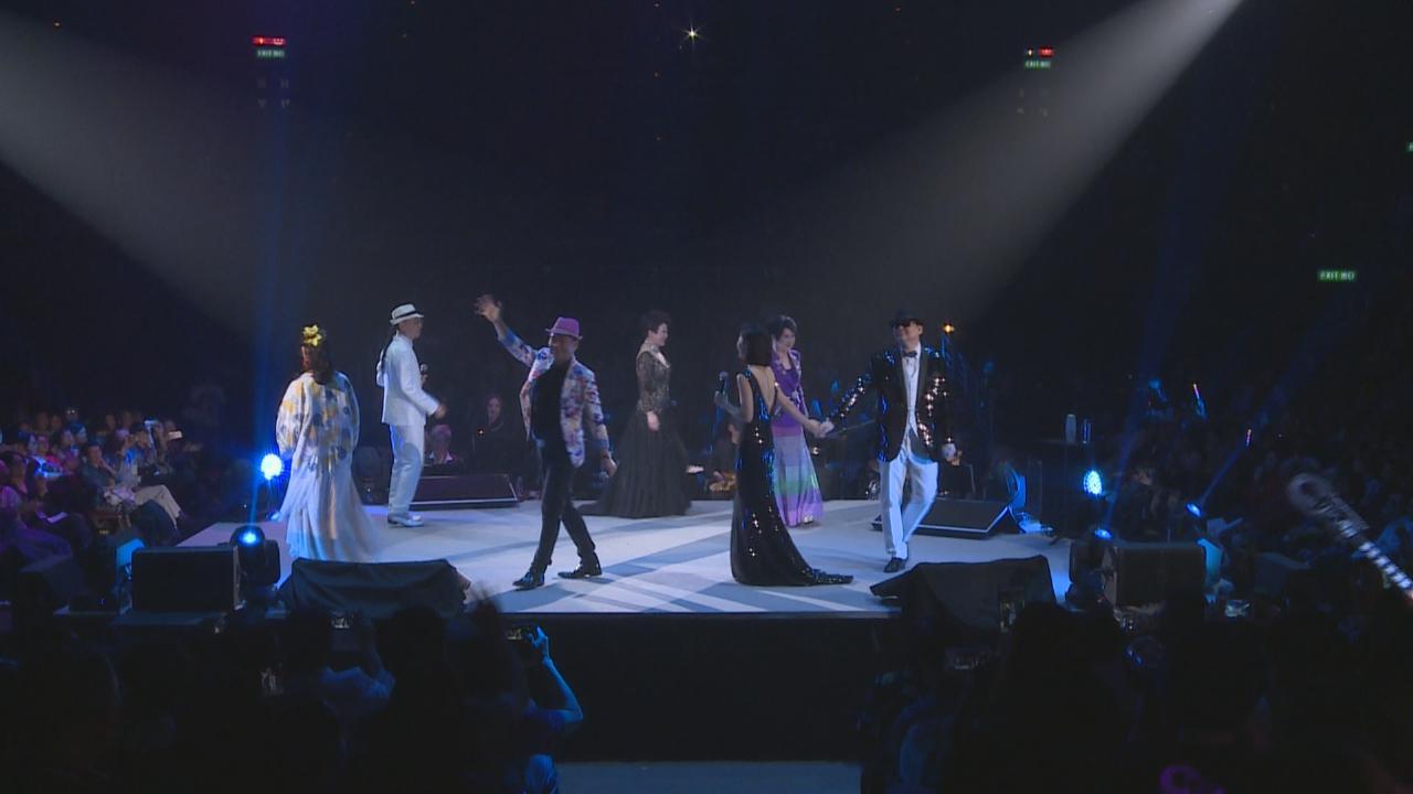 七位唱家班舉辦演唱會 大唱經典劇集主題曲