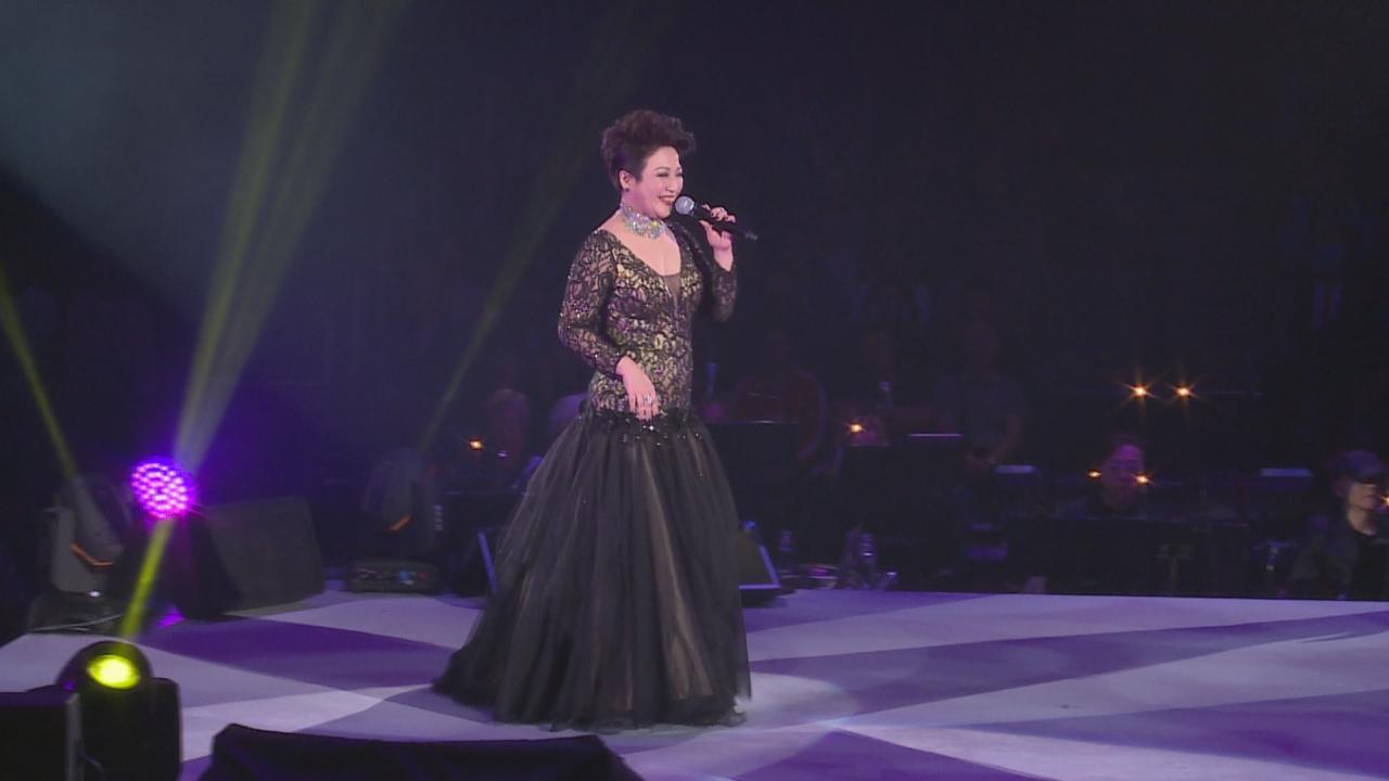 (國語)七位歌手舉辦演唱會 大唱經典劇集主題曲