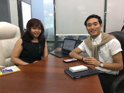 [HKTDC呈獻] Vitas創吓業 問問全亞洲第一eOneNet.com CEO