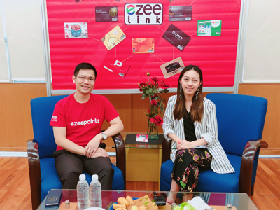 [HKTDC呈獻] 寶君創吓業 訪問ezeelink co-founder