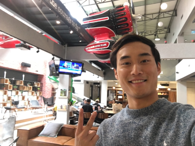[HKTDC呈獻] Vitas創吓業 CO3 place speed tour