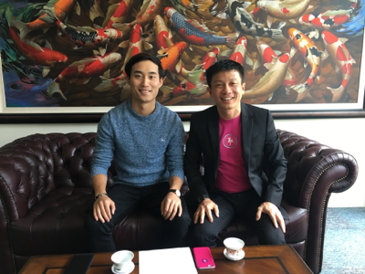 [HKTDC呈獻] Vitas創吓業 問問CEO-Qu Exchange
