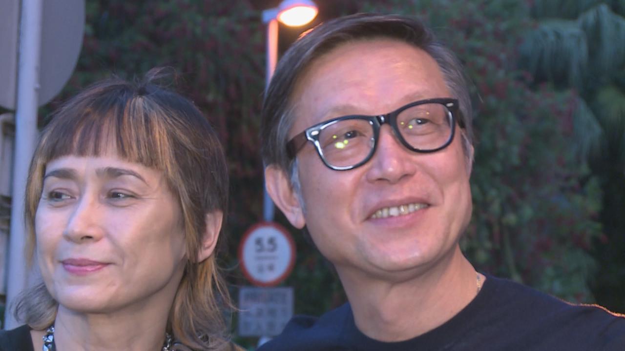與好友慶祝58歲生日 劉偉強自爆最驚喜禮物