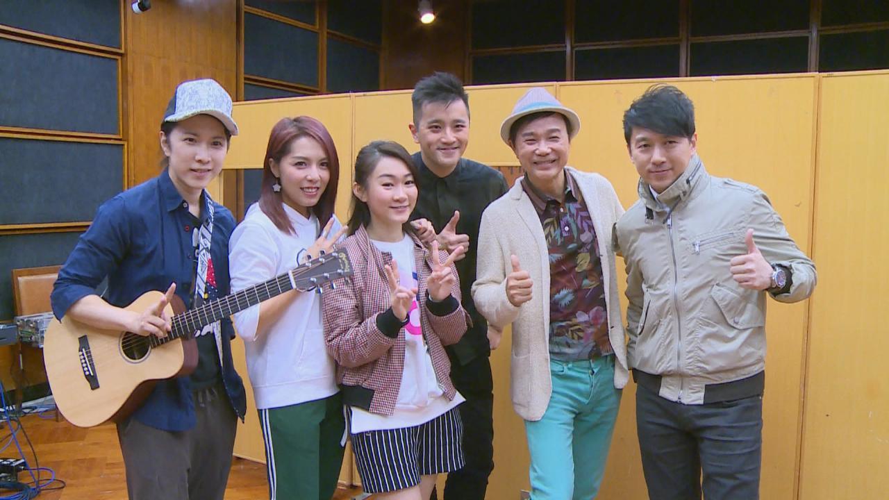 (國語)許文軒林子博等上電台 一展歌喉演唱經典歌曲