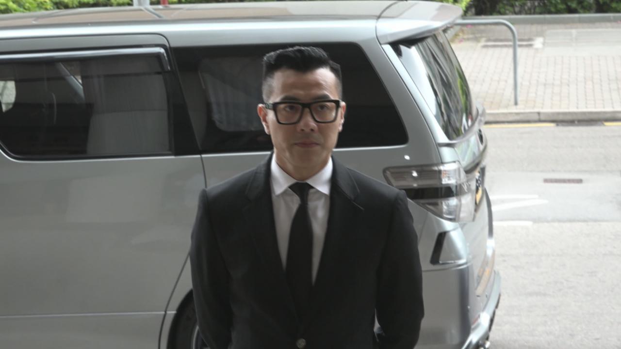 梁漢文酒後駕駛罪成 被判160小時社會服務令及停牌兩年