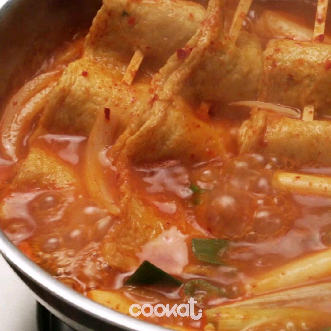 [食左飯未呀 Cookat] 韓國小食