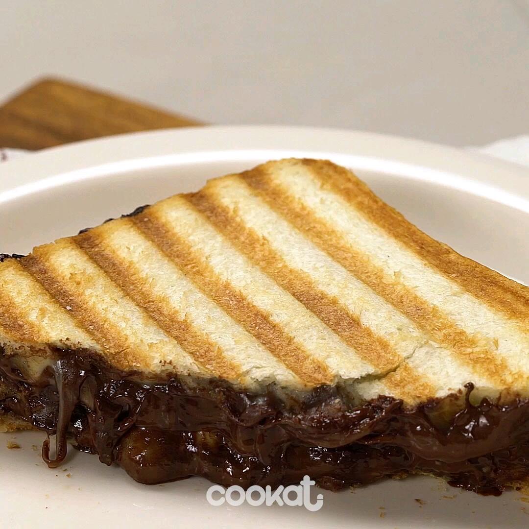 [食左飯未呀 Cookat] 朱古力芝士多