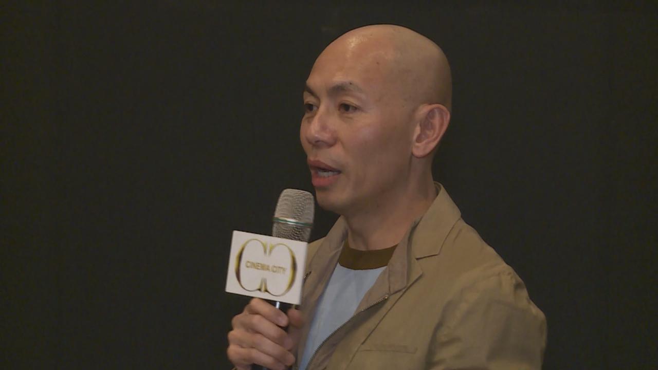 電影票房成績理想 林超賢表示超出預期