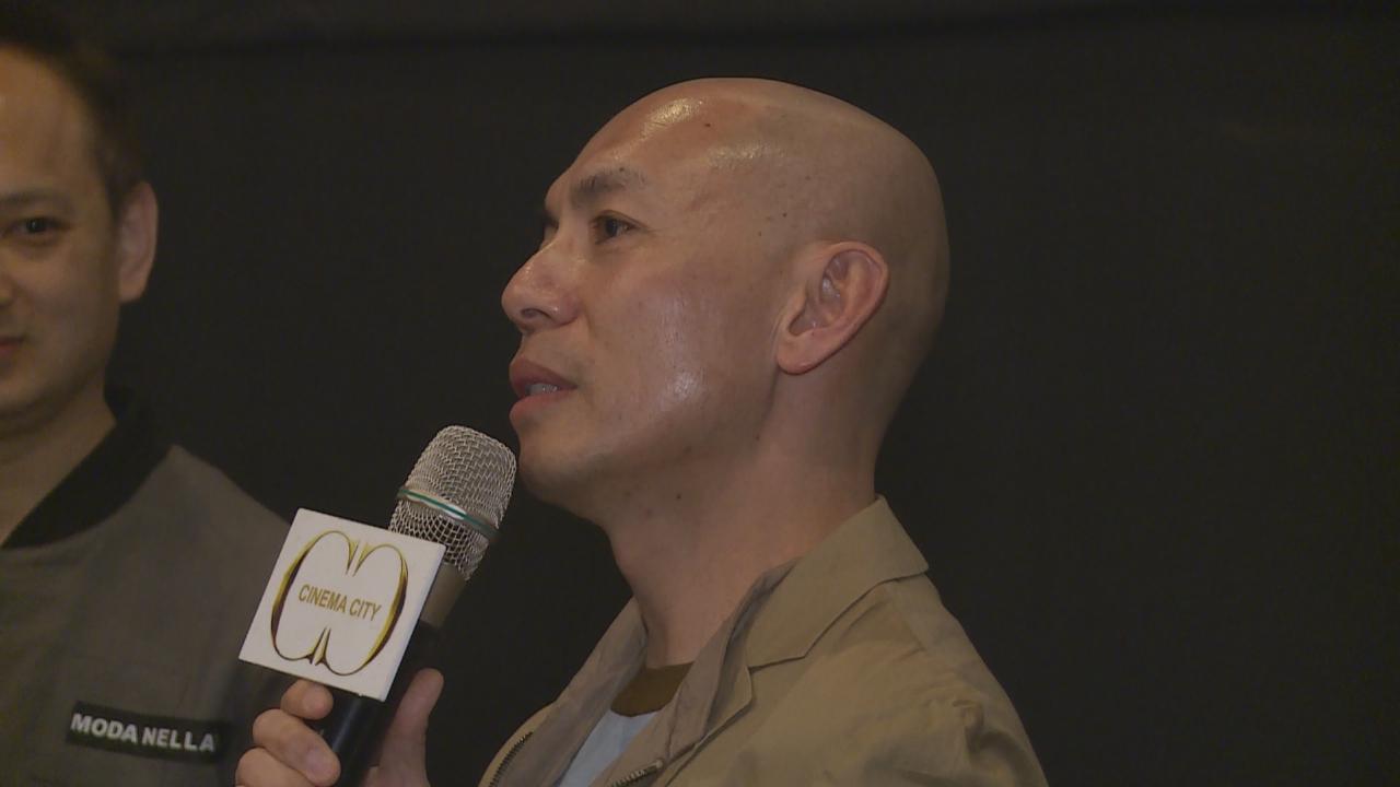 (國語)電影票房成績理想 林超賢表示超出預期