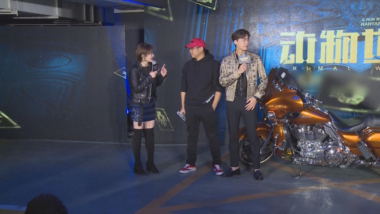李易峰為新戲宣傳 無懼與小鮮肉競爭