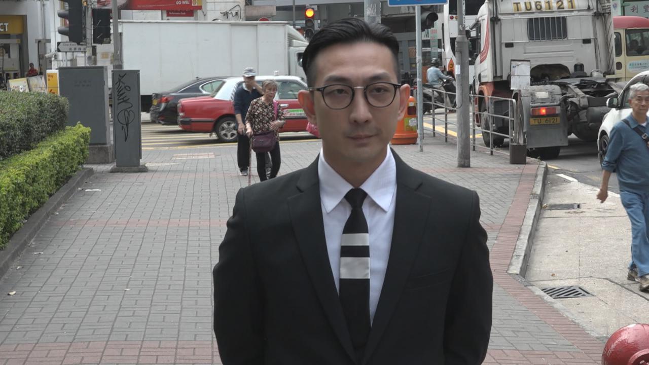 李璨琛就酒駕案上庭 表深切反省並承諾不再酒駕