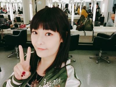 2018-04-12 姚安娜Lilith心靈女王電視城拍攝的直播