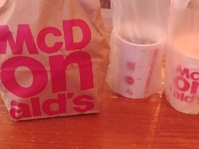 邊個未瞓覺出嚟食麥當勞。????