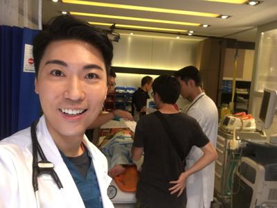 白色強人ss揭開急症室神秘面紗 Part 3