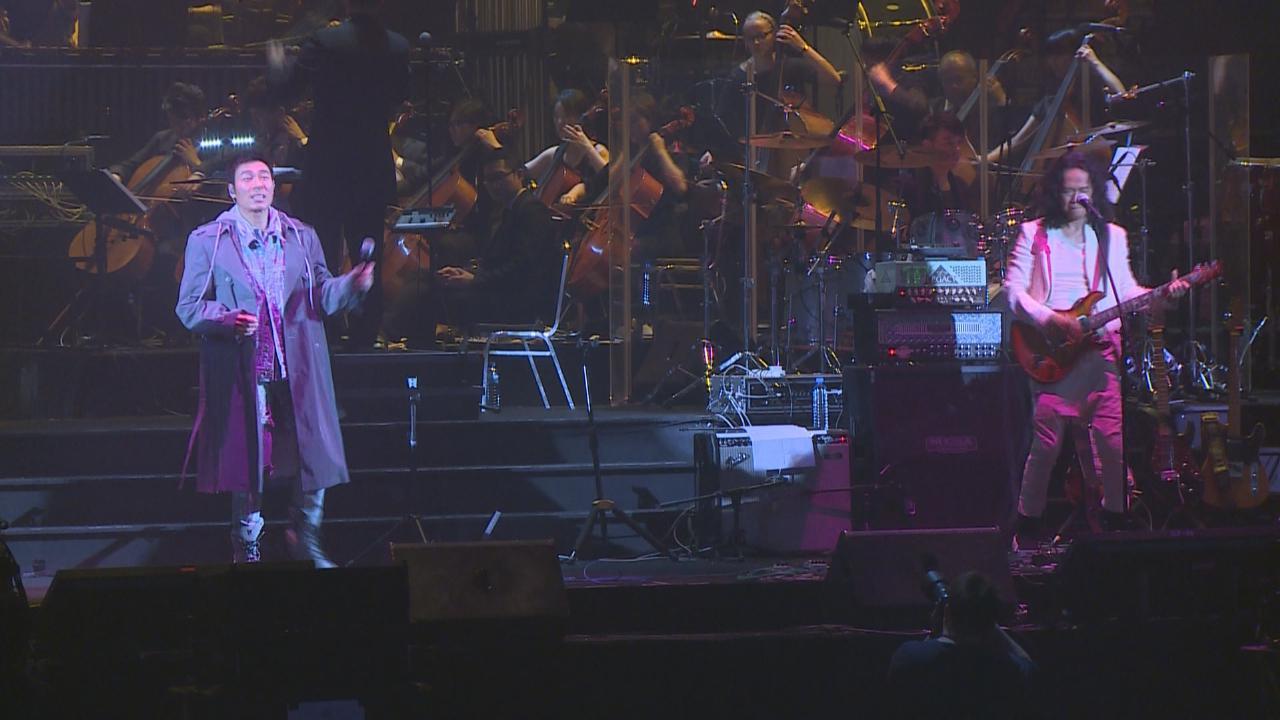 (國語)擔任太極個唱尾場嘉賓 許志安獻唱人氣歌曲炒氣氛