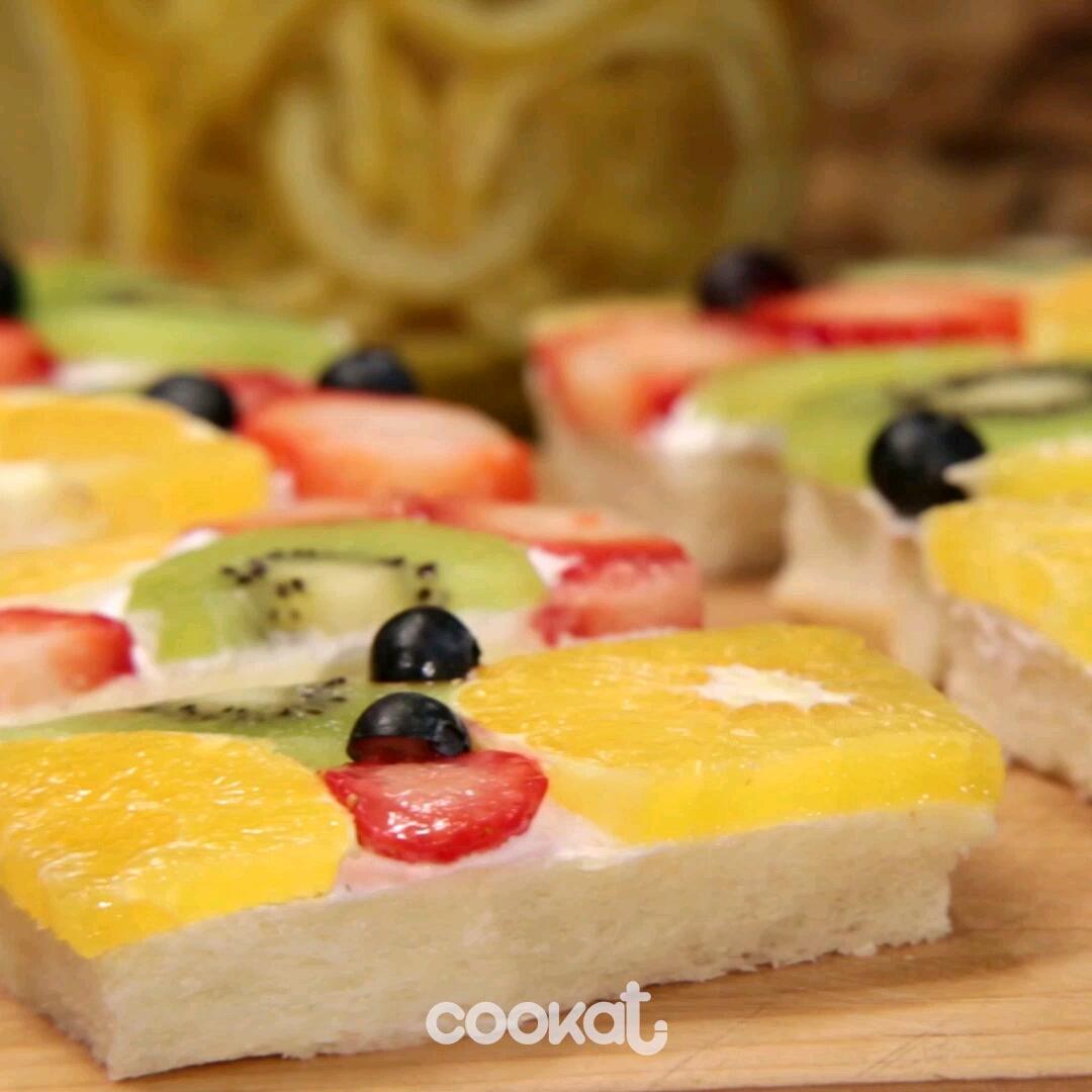 [食左飯未呀 Cookat] 雜果三文治