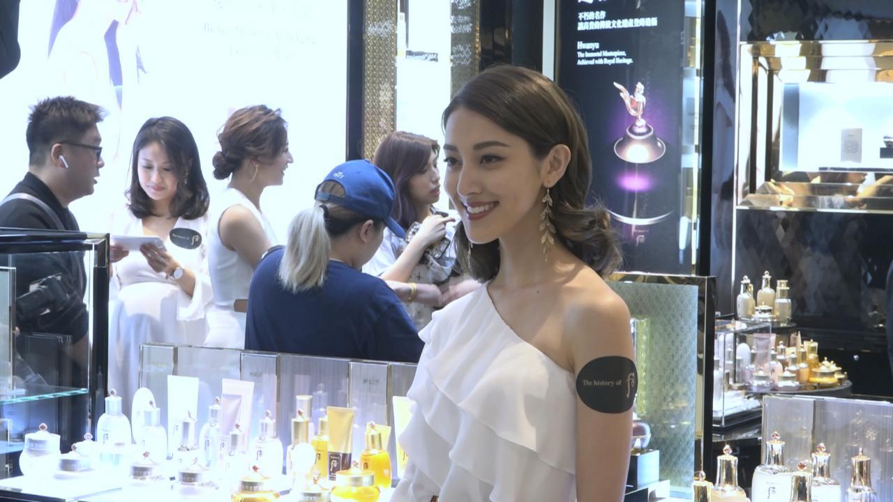 (國語)陳凱琳橫店拍攝期間中暑 甜蜜分享鄭嘉穎貼心舉動