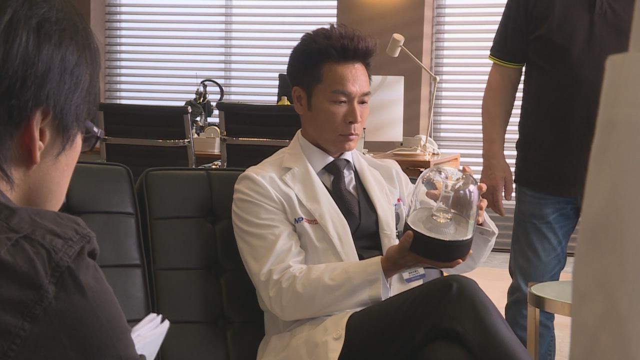 新劇中飾演腦外科醫生 郭晉安期待拍手術戲份