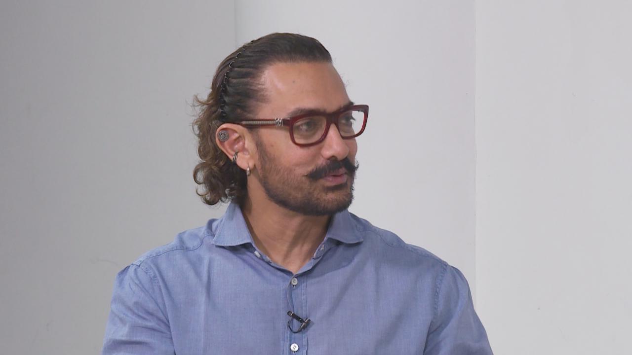(國語)新戲角色脾氣古怪 Aamir笑言釋放自我
