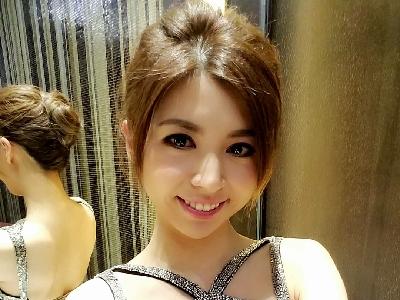 張秀文 化妝大挑戰4 week3 clubbing妝 1