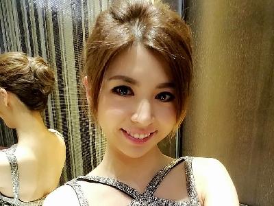 張秀文 化妝大挑戰4 week3 clubbing妝 2