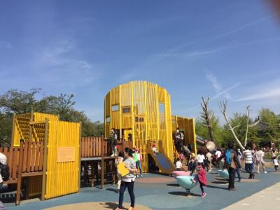 2018-04-21 n爾雅在首爾兒童大公園的直播