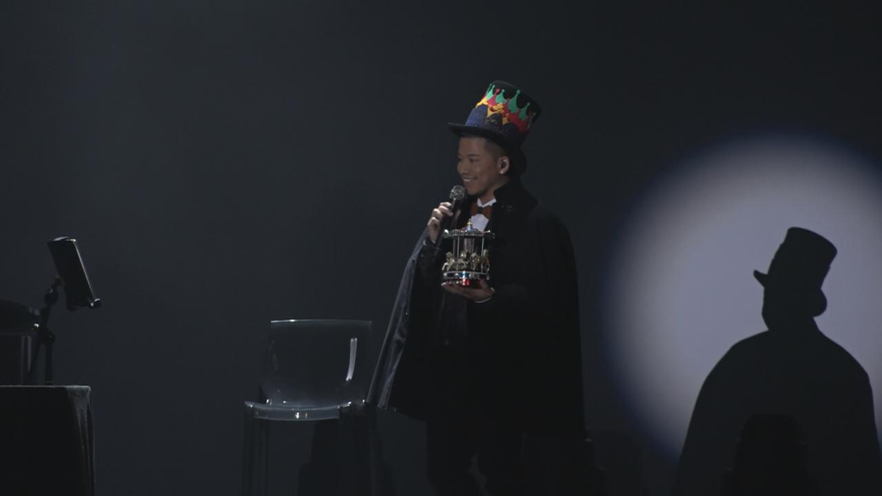 小肥香港開音樂會 大唱多首經典歌曲