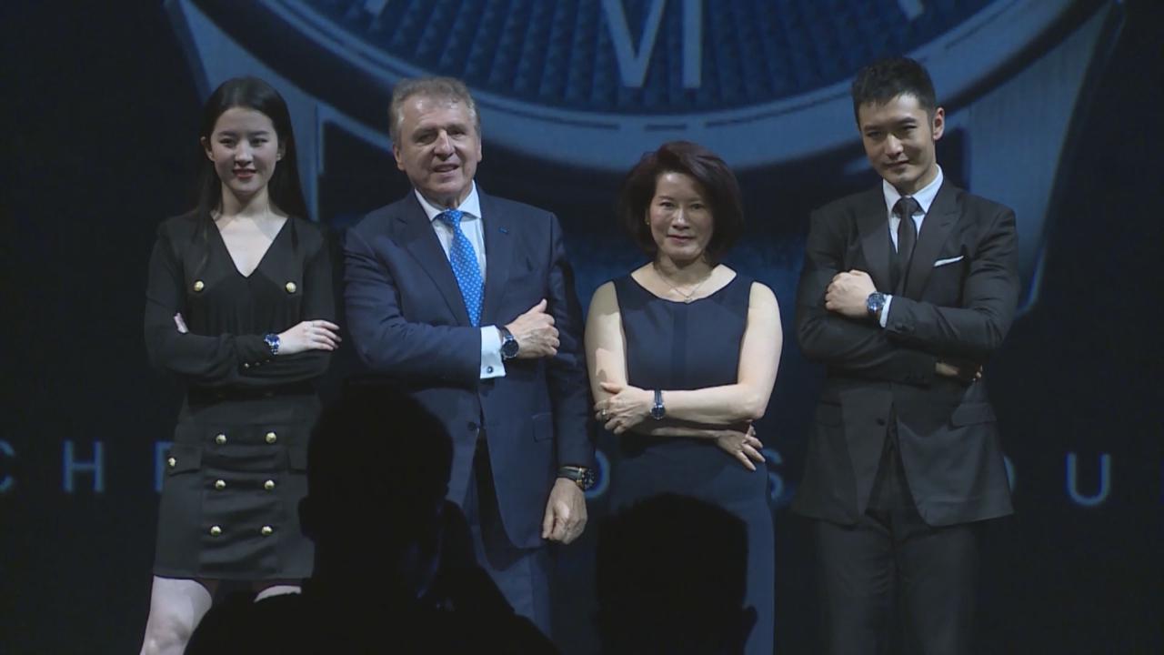 黃曉明停工半年望多陪伴家人 劉亦菲為演員夢不斷打拼