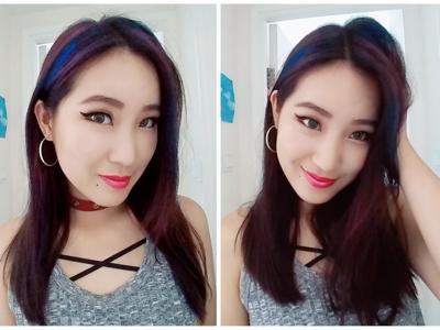 Linna 化妝大挑戰4 Week4 - Kpop