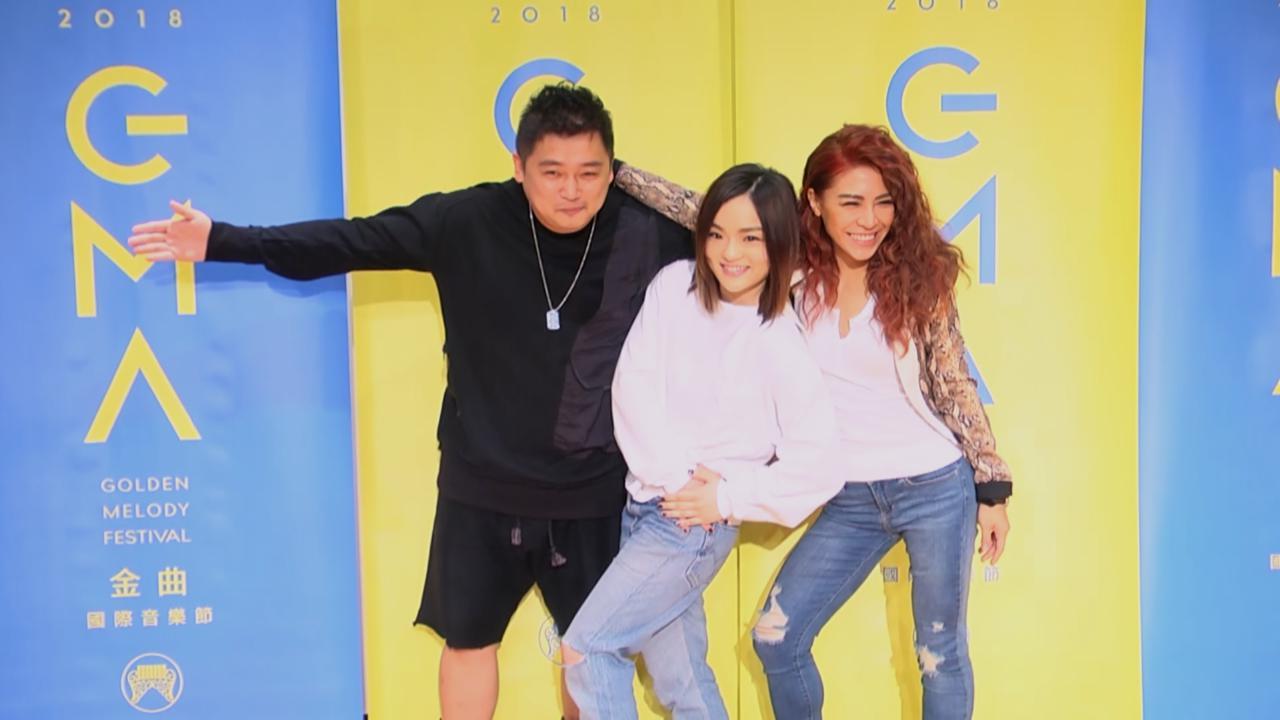 徐佳瑩出席校園音樂活動 對頻頻被傳懷孕感無奈