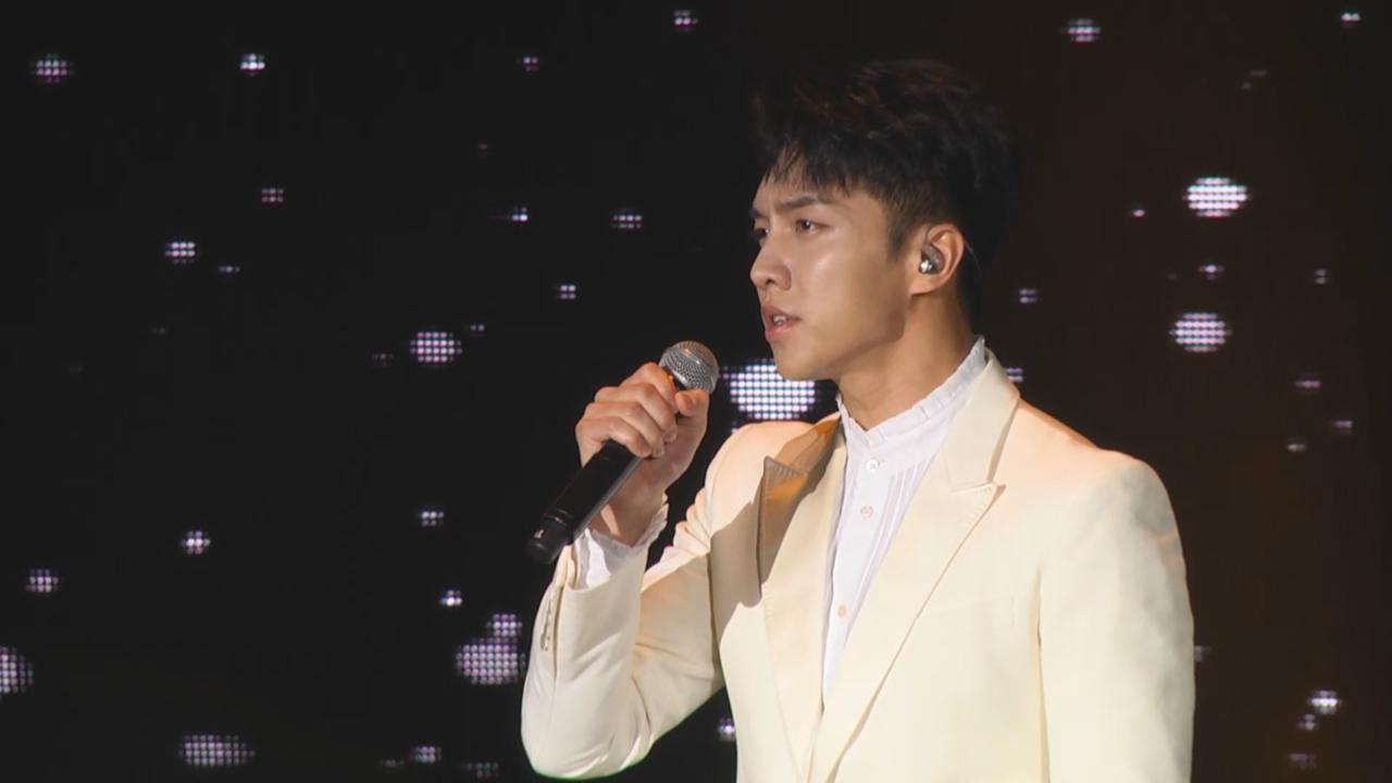 李昇基辦台灣粉絲見面會 白馬王子造型獻唱金曲