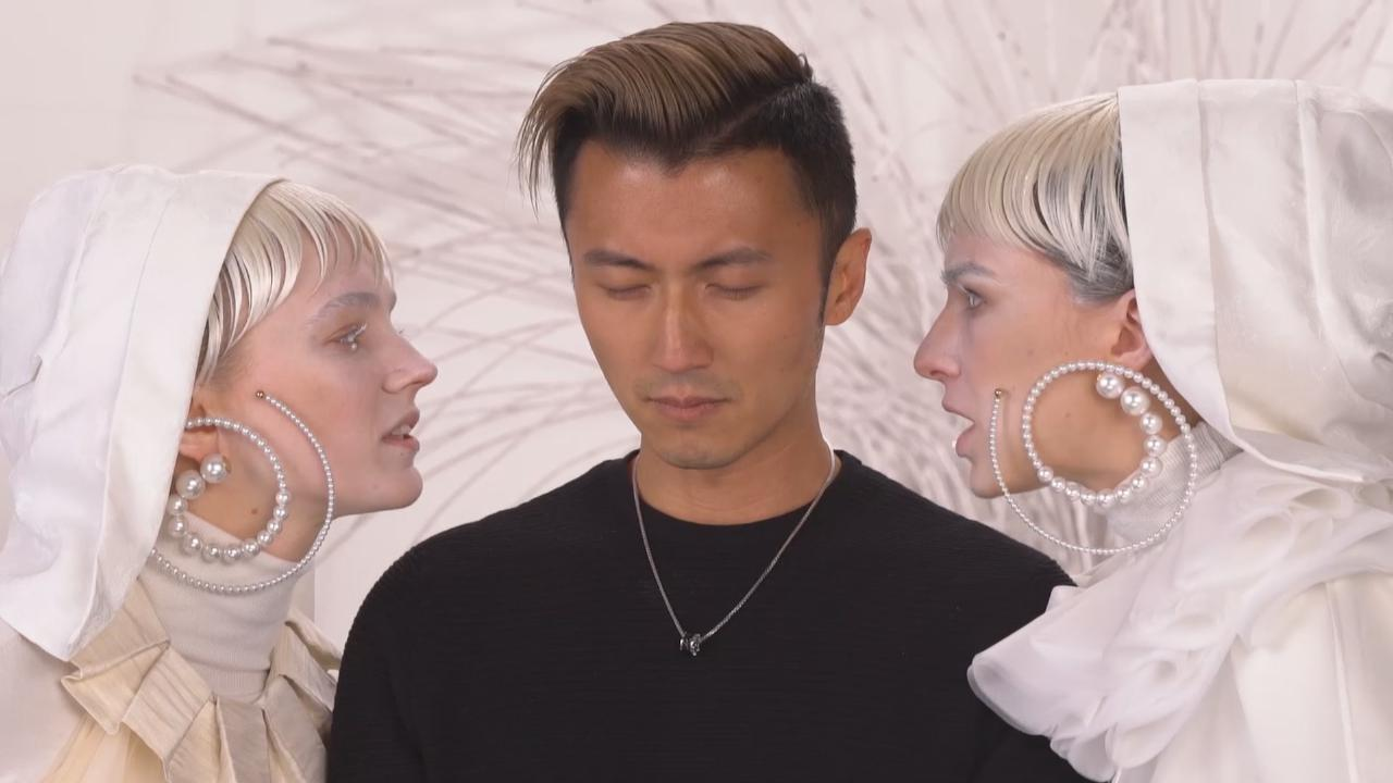 謝霆鋒為新歌拍MV 首次挑戰電子音樂