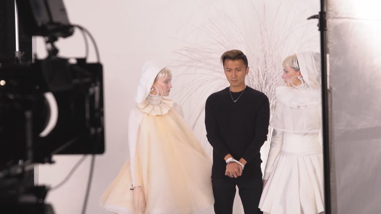 (國語)謝霆鋒為新歌拍MV 首次挑戰電子音樂