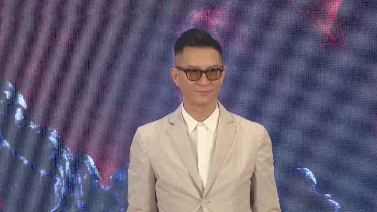 張家輝上海宣傳新戲 自爆當年離開警隊原因