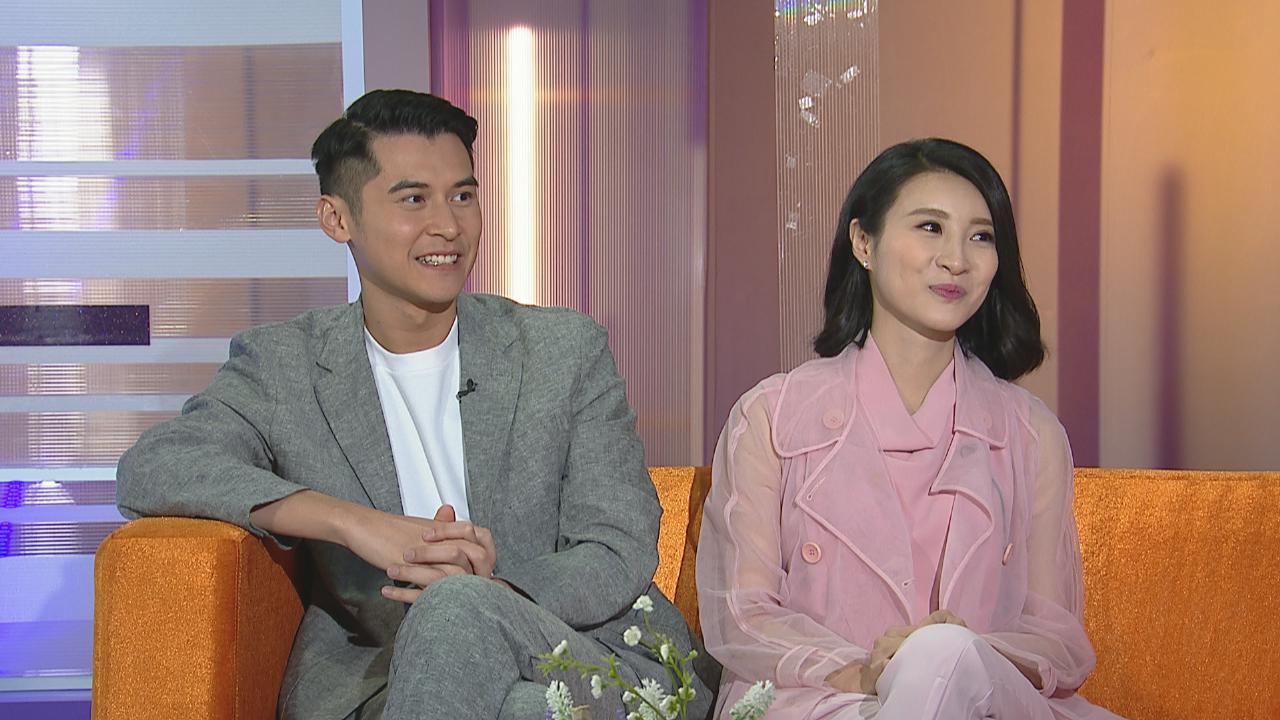 (國語)相隔十年再拍TVB劇集 陳家樂感謝監製提供意見