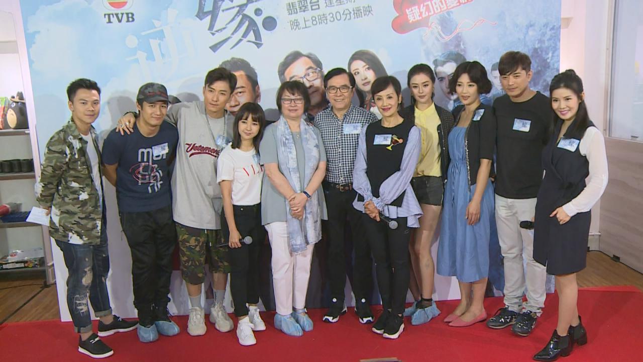 兒子獲娛樂公司邀試鏡 姜大衞支持囝囝自由發展